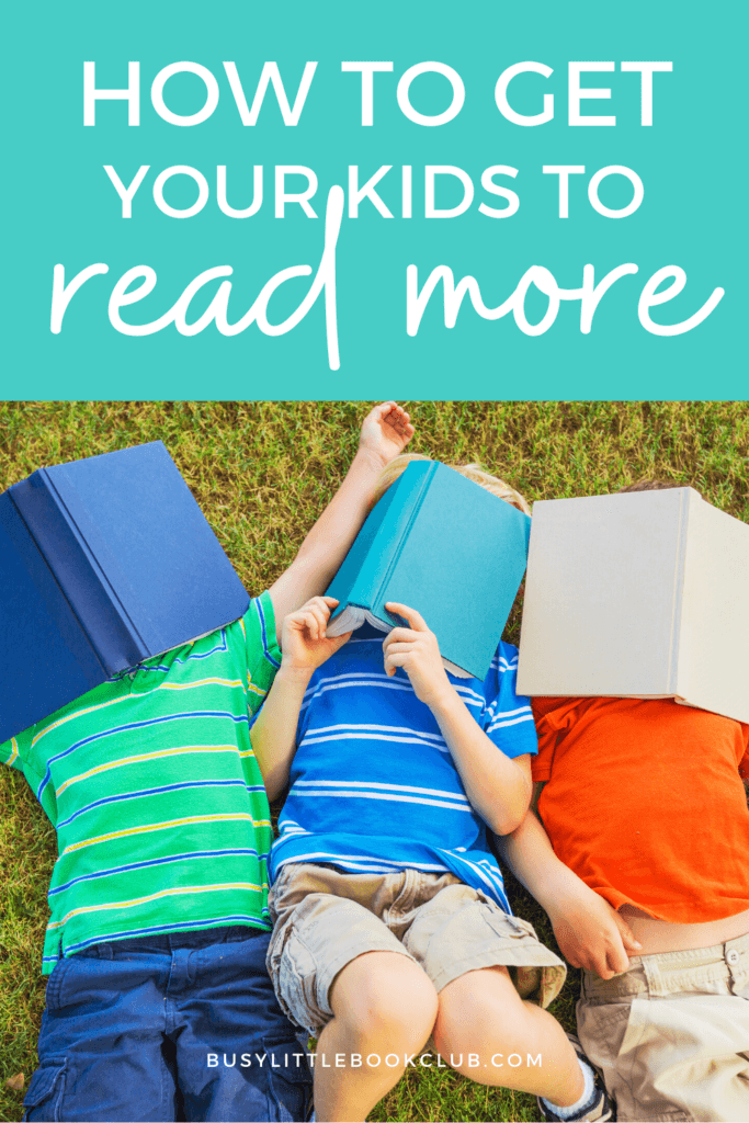 How to Get Your Child to Love Reading