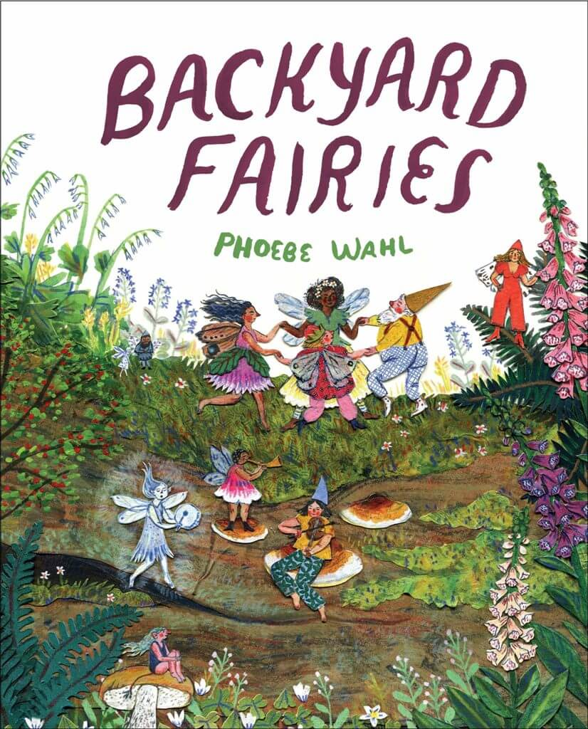 Backyard Fairies - one of our favorite fantasy books for kids