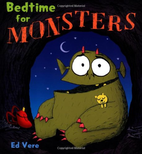 Bedtime for Monsters- a monster book for kids