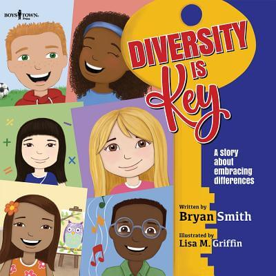 Diversity is Key - a book about diversity for kids