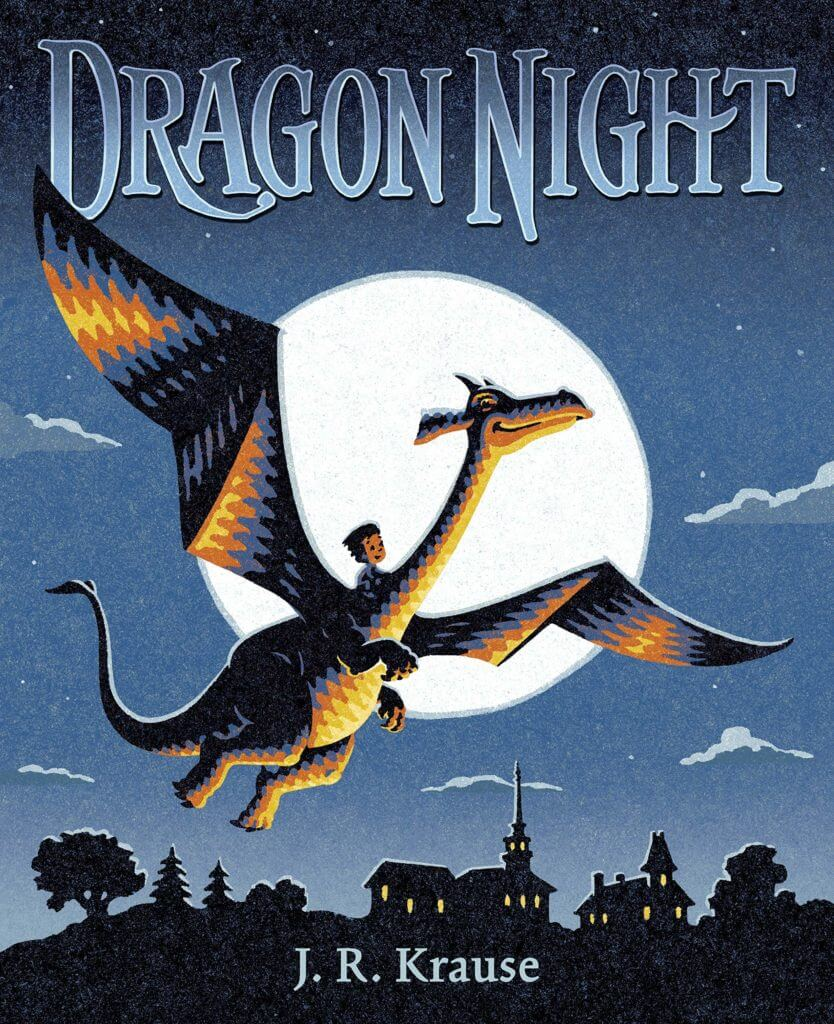 Dragon Night - one of our favorite fantasy books for kids