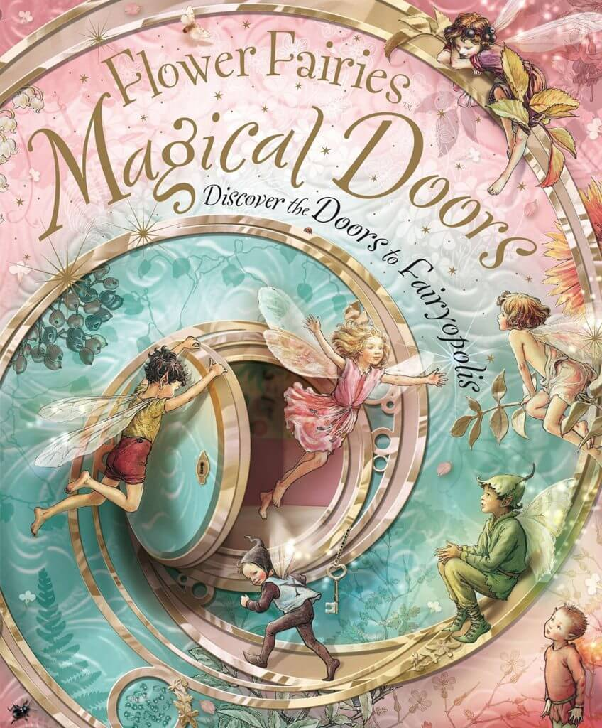 Flower Fairies Magical Doors - one of our favorite fantasy books for kids