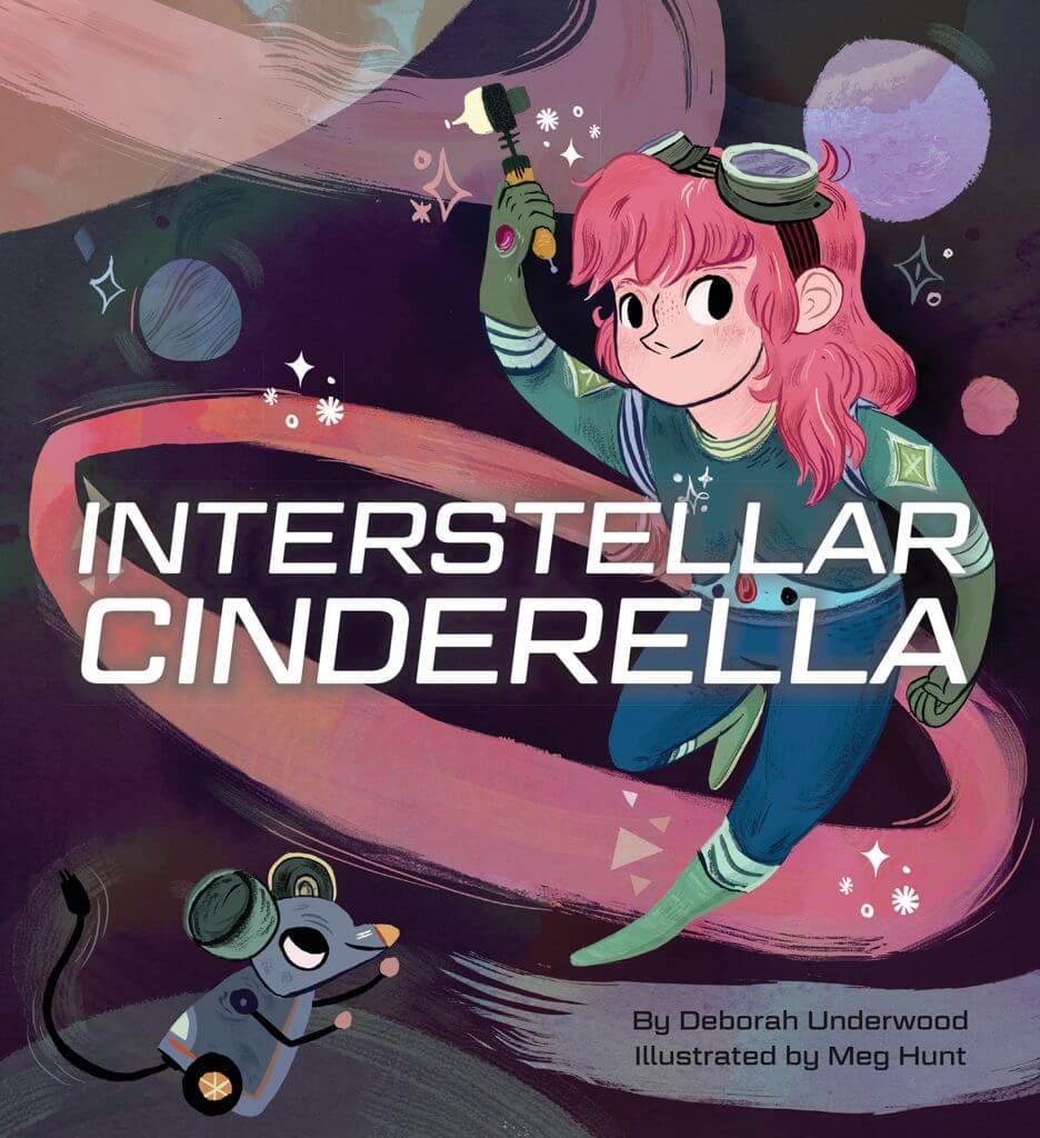 Interstellar Cinderella- Science Fiction Books for Kids