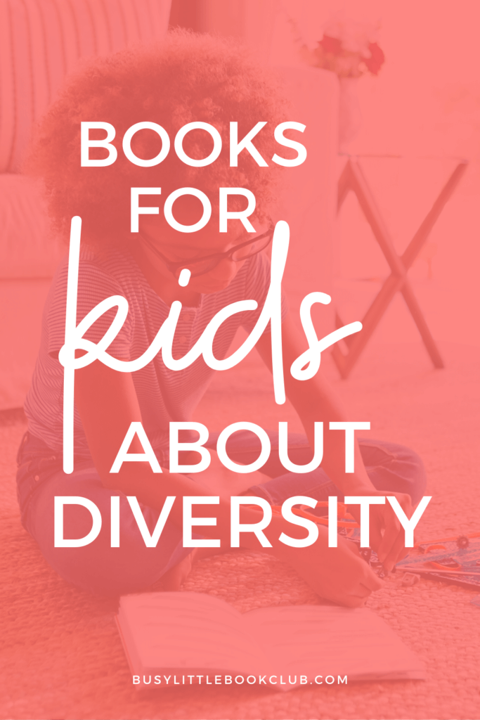 Books for Kids About Diversity
