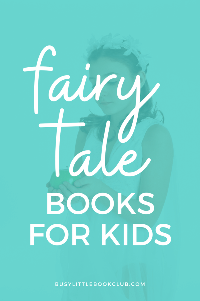 Busy Little Book Club - Fairy Tale Books for Kids