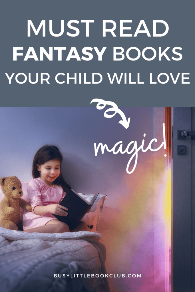 Busy Little Book Club - Fantasy Books for Kids