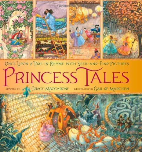 Princess Tales - one of our favorite fantasy books for kids