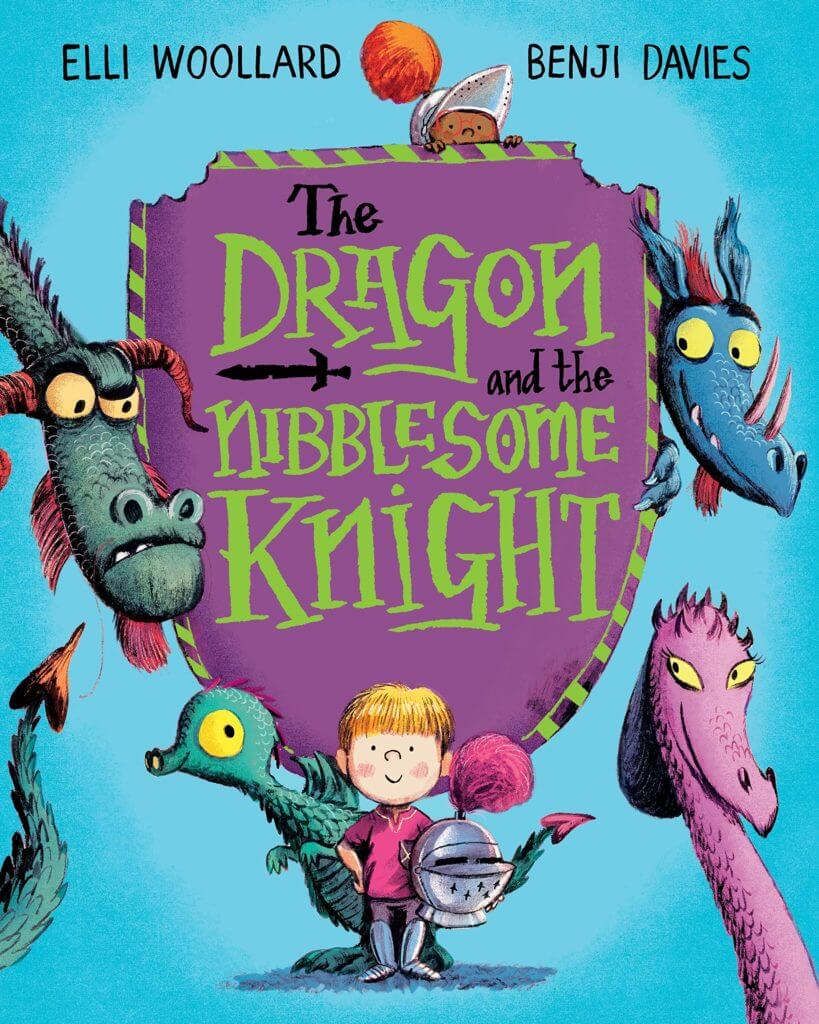 The Dragon and the Nibblesome Knight - one of our favorite fantasy books for kids