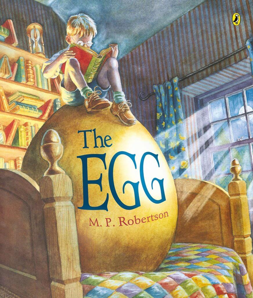 The Egg - one of our favorite fantasy books for kids