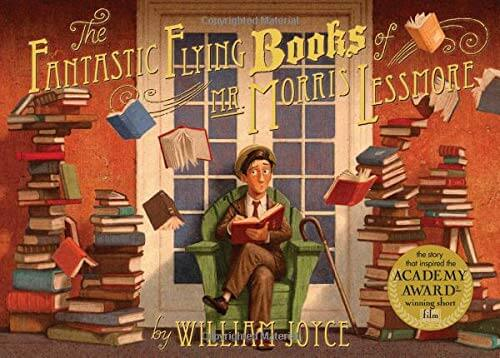 The Fantastic Flying Books of Mr. Morris Lessmore - one of our favorite fantasy books for kids