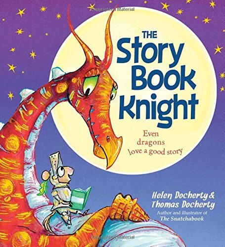 The Storybook Knight - one of our favorite fantasy books for kids