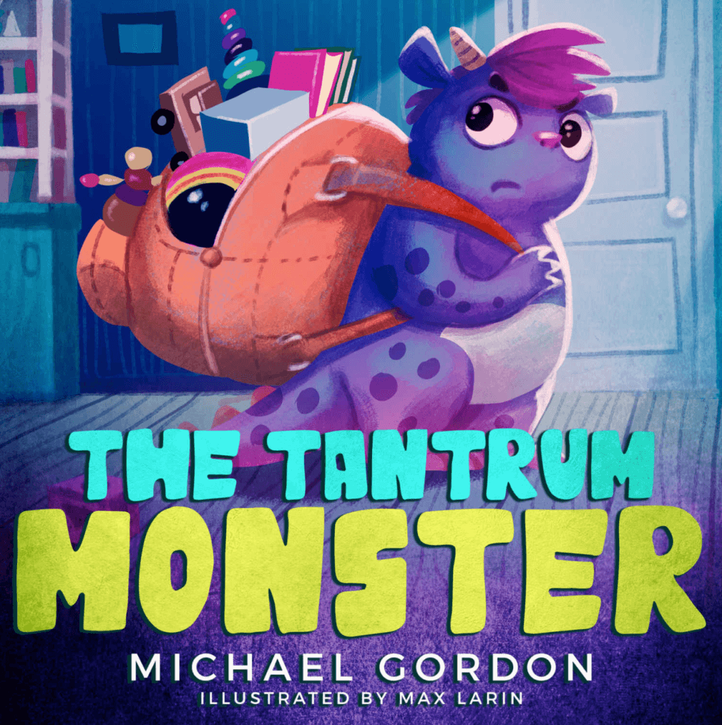 a monster book for kids