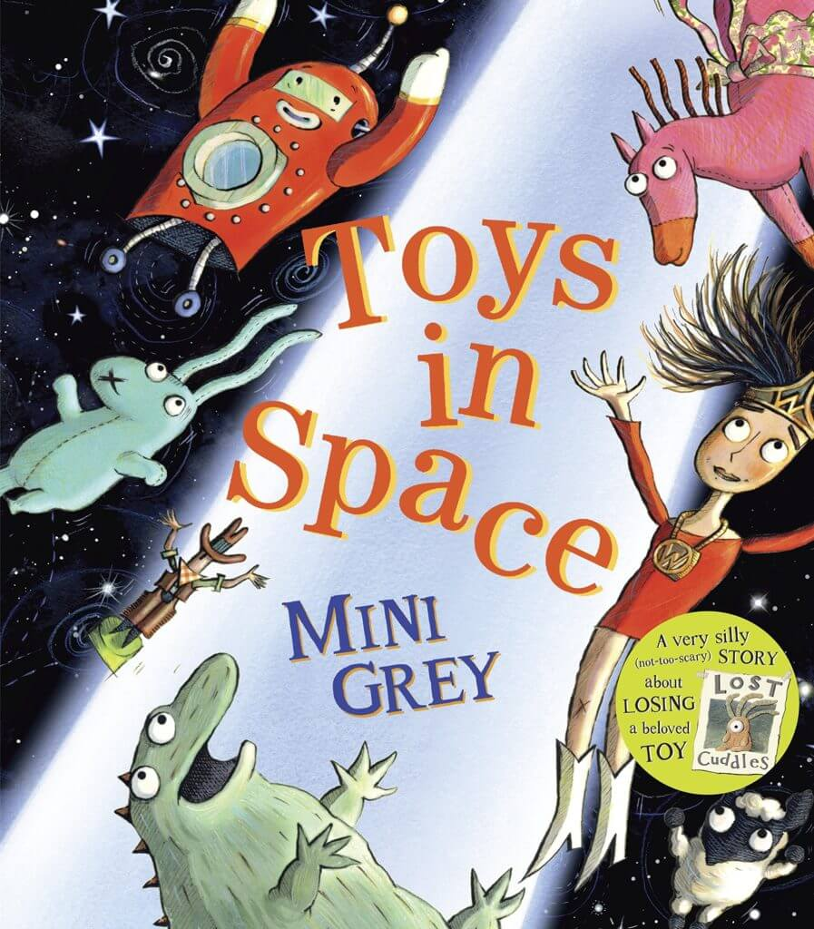 Toys in Space - Science Fiction Books for Kids