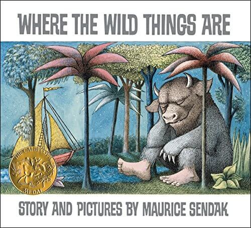 Where the Wild Things Are - a classic monster book for kids