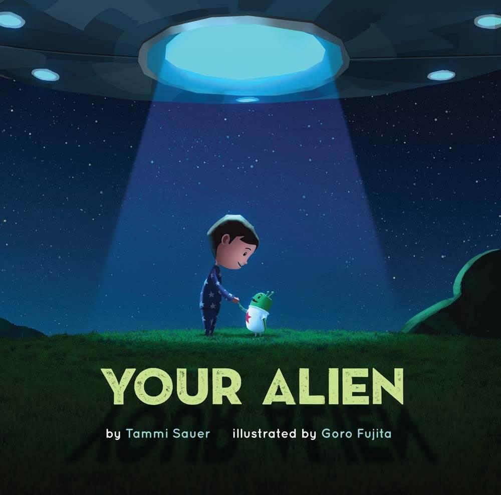 Your Alien- Science Fiction Books for Kids