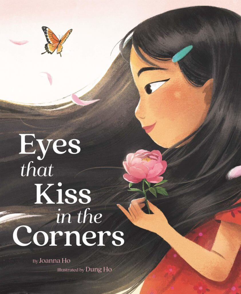 Eyes That Kiss in the Corners - Children's Book by Asian and Asian American Authors