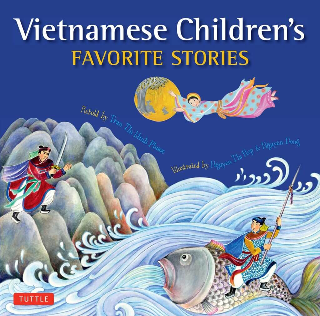 Vietnamese Children's Favorite Stories